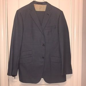 Other - Men's Luxury J. Hilburn two piece suit size 41R